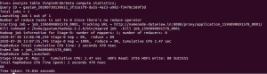 Hive compute statistics